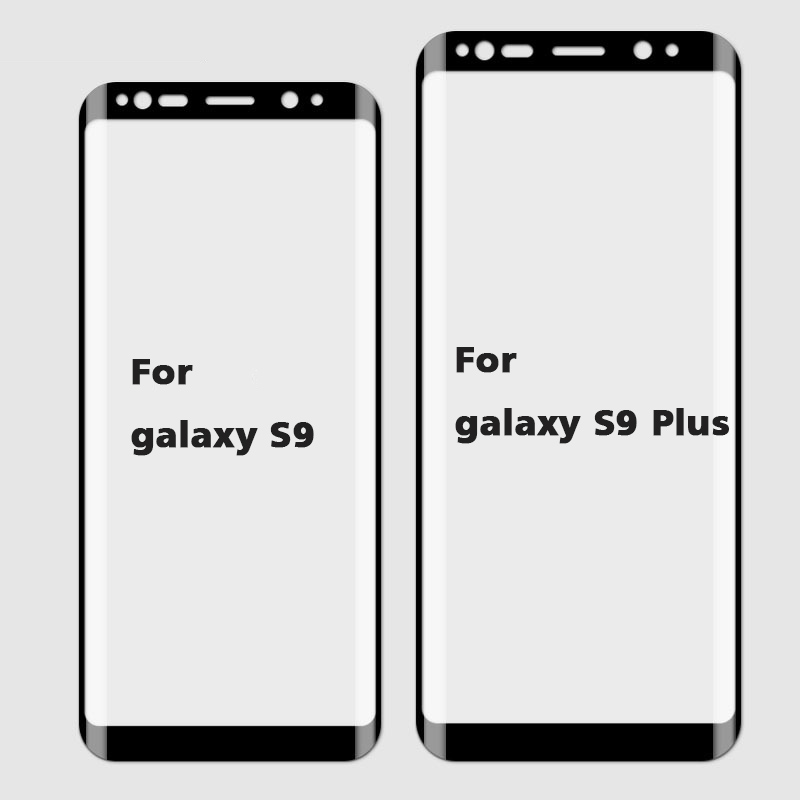 10D curvo de vidrio templado para Samsung Galaxy S10 más S10 Lite Protector de pantalla película protectora para Samsung S9 S8 Plus nota 9 8