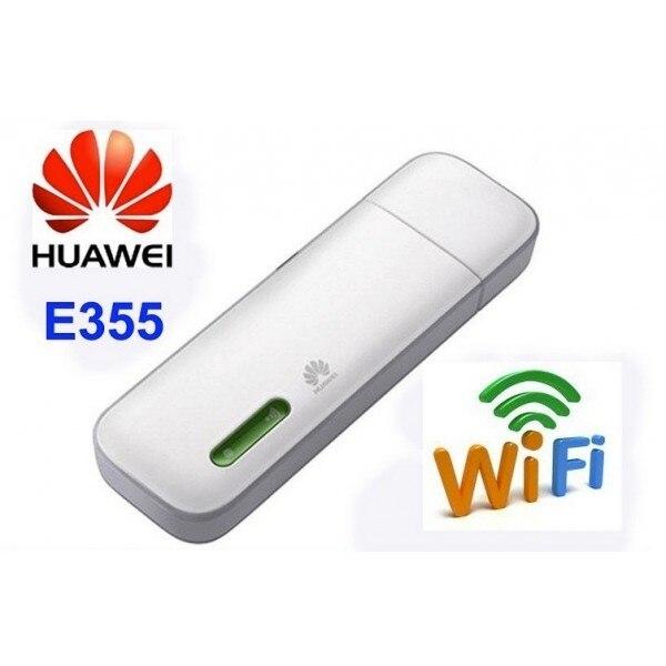 HUAWEI E355 USB-Smart WiFi Stick ( UMTS - Surfstick mit WLAN )