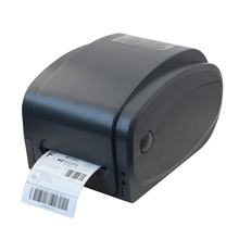 high quality cheapest Label printer 203DPI Bar code printer support PET label, PVC,jewelry tags GP1124T