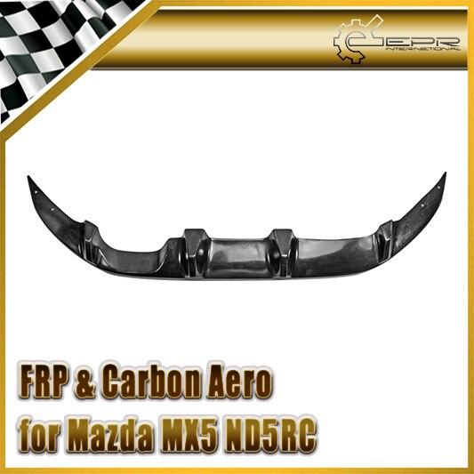 Voiture-style FRP En Fiber De Verre Fujimura Auto Diffuseur Arrière En Fiber De Verre Retour Accessoires Pare-chocs Pour Mazda MX5 ND5RC Miata Roadster