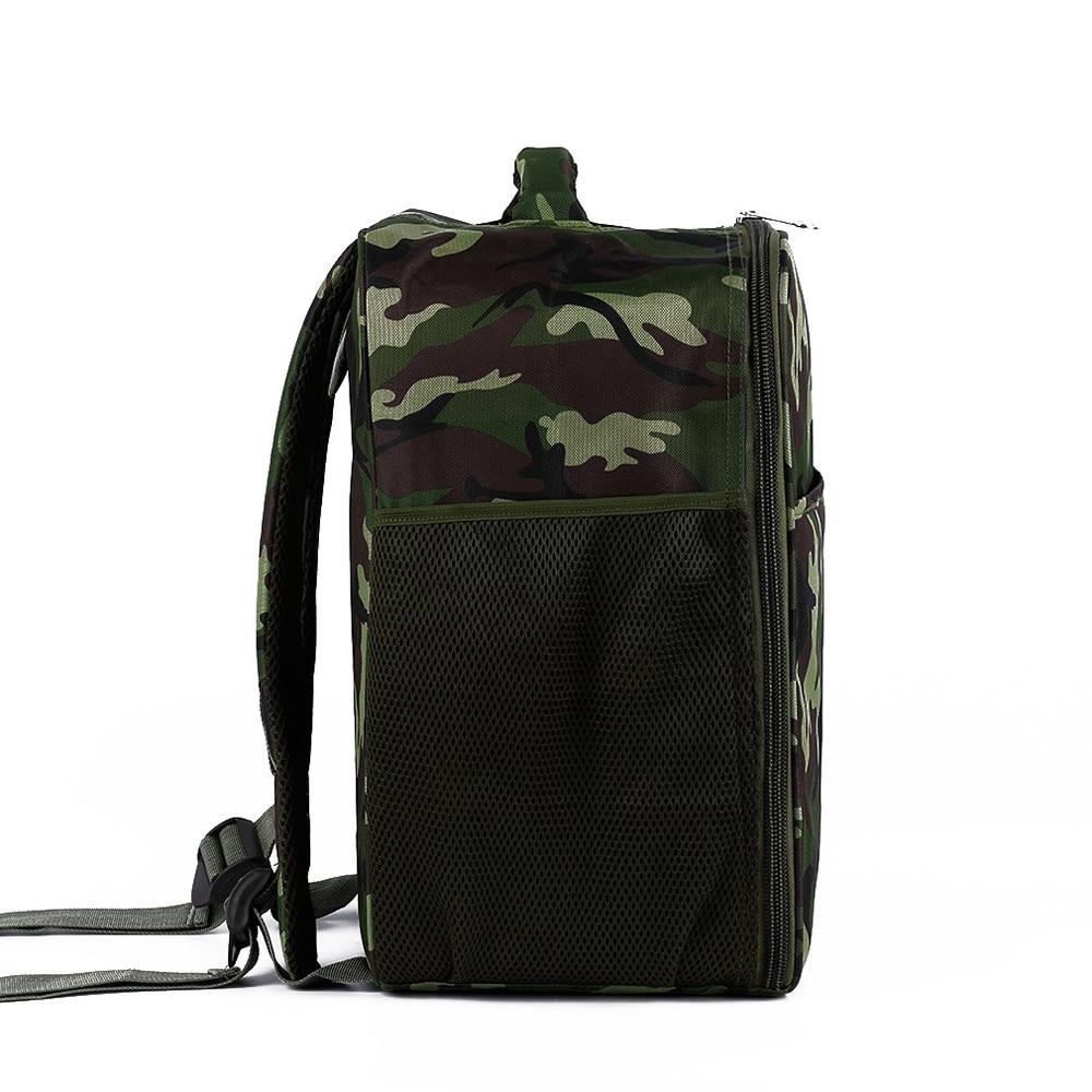 DJI Phantom 4 Series Drone Standard Professional Backpack Nylon Waterproof Storage Bag for Quadcopter Camouflage Color Backpacks