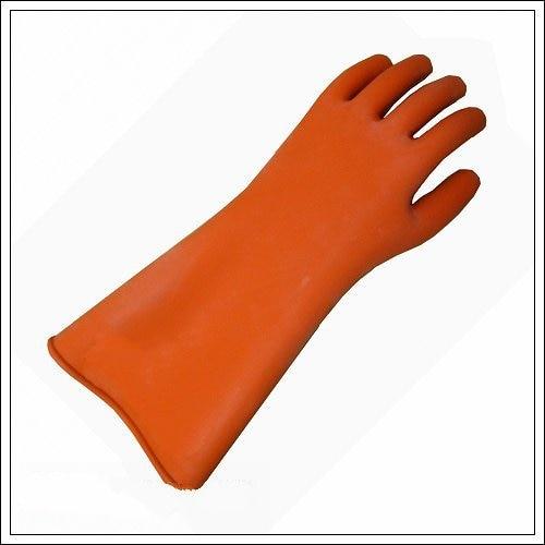25 kV high-voltage insulated rubber gloves electrician gloves insulated gloves electric gloves 5kv anti live live work high pressure live work labor protection protective rubber gloves