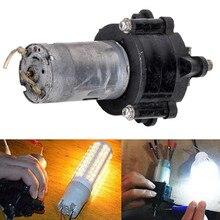 DC Generator Hand Dynamo Hydraulic Test