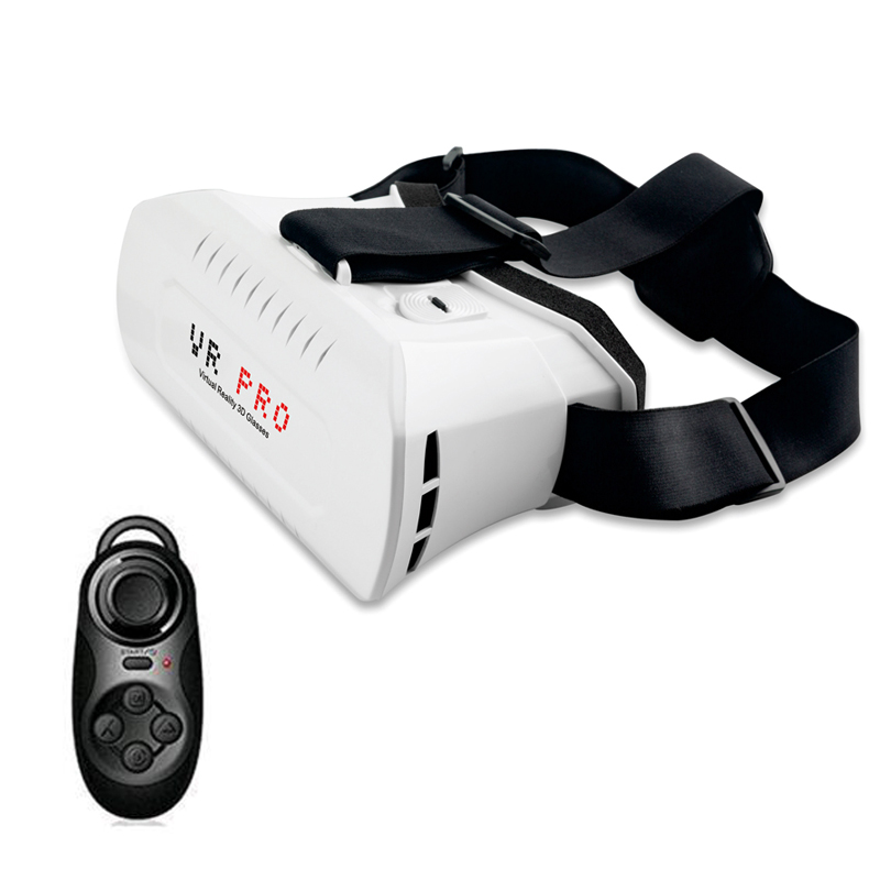 "Gamepad+New Google cardboard <font><b>VR</b></font> <font><b>Pro</b></font> BOX 3D Virtual Reality <font><b>Glasses</b></font> <font><b>for</b></font> 3D Moives Games <font><b>for</b></font> <font><b>3.5</b></font>"" - 6.2"" SmartPhone Huawei Mate 7"