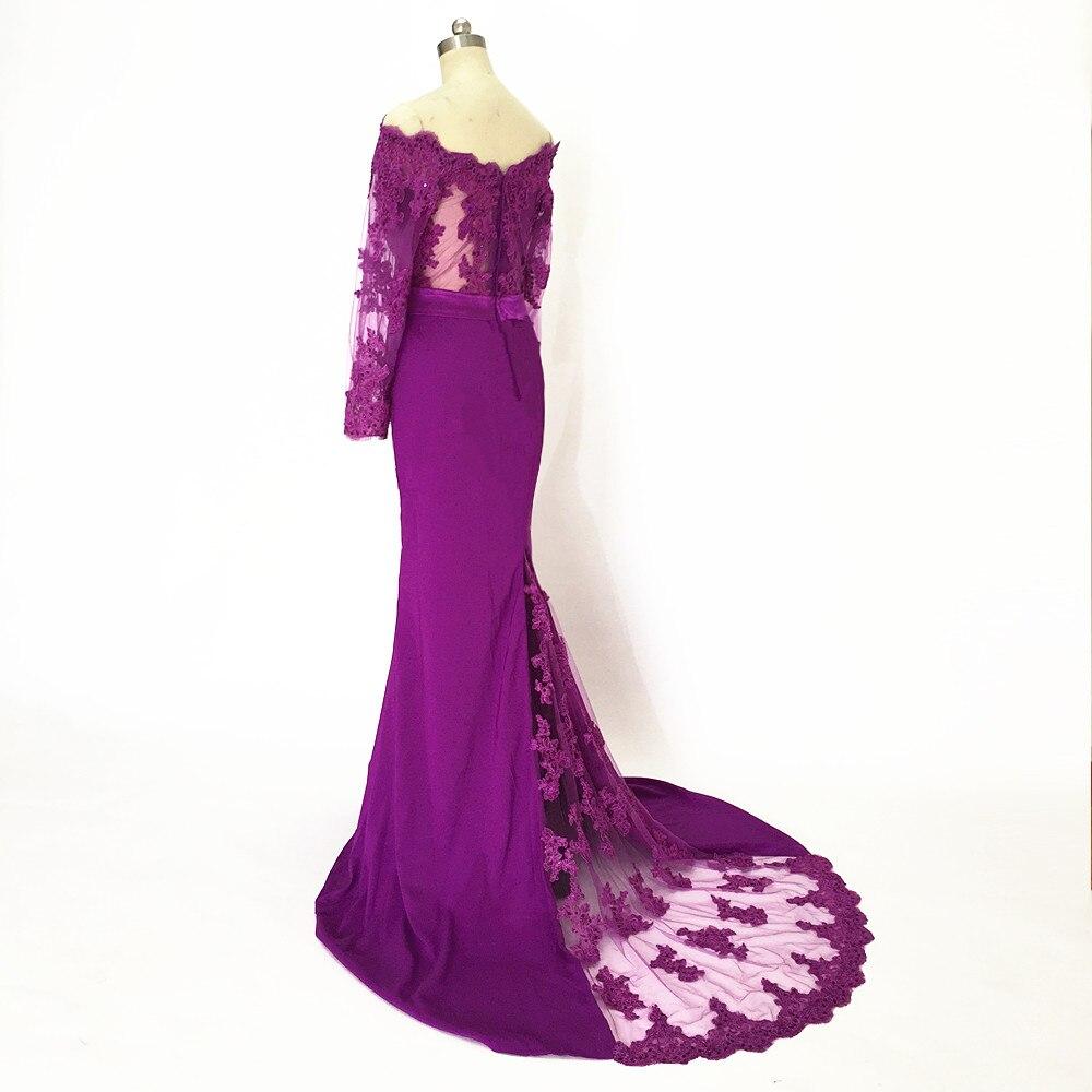 Vestido de festa Longo sirena larga Vestidos de dama de honor para ...
