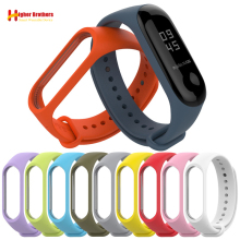 Hot Sale Xiaomi Mi Band 3 Strap Bracelet 3Strap Miband Replacement