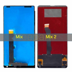 Image 2 - Nowy testowany dla Xiao mi mi mi x wyświetlacz LCD montaż digitizera ekranu dotykowego z ramą dla Xiao mi mi mi X 2 wymiana LCD części