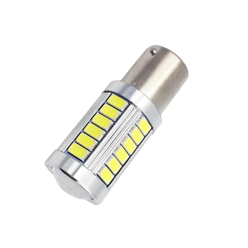 YSY 20 cái BA15S P21W 5630 5730 33 SMD LED Xe Tail Bóng Đèn Phanh Đèn tự động Đảo Ngược Đèn Ban Ngày Đèn Chạy ánh sáng màu đỏ trắng vàng