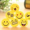 4 pcs/lot (1 bag ) Cute Kawaii Smile Rubber Eraser for Kids Gift School Supplies Korean Stationery