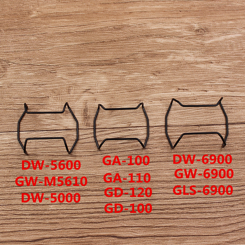 Watch Accessories For Casio G-SHOCK Bumper Protection Bars Steel DW-5600 GW-M5610-5000