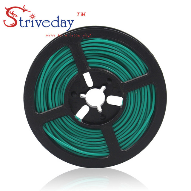 20 meters (65.6ft) 26AWG high temperature resistance Flexible ...