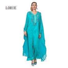 2016 Turkish Islamic Clothing Abaya Chiffon Crystal Abaya In Dubai Islamic Jalabiya Arabic Islamic Moroccan Kaftan Muslim