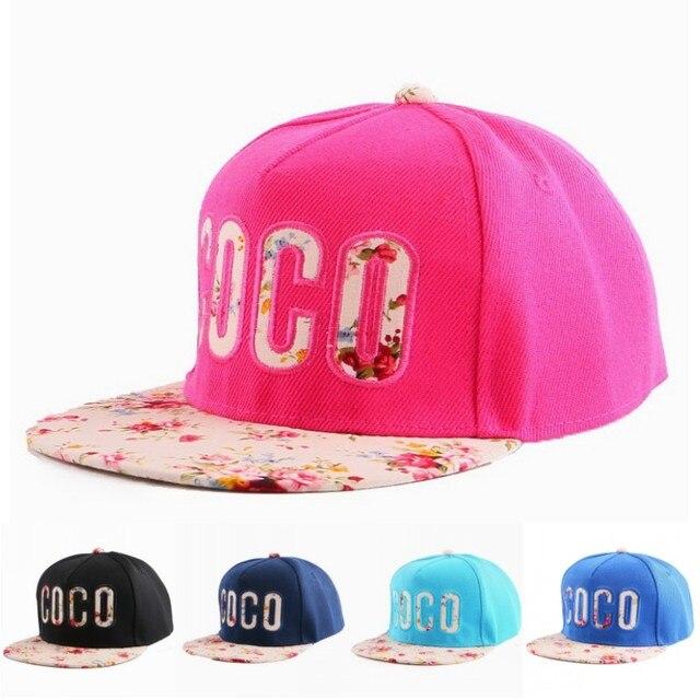 bd62c8a67c7 Nouveau design personnalisé à la mode enfants hip hop snapback chapeaux  simple lettre beauté bébé casquette