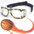 КАМО Профессиональный Баскетбол очки Футбол Спортивные очки Очки очки рамка матч оптических линз для близорукости близорукие