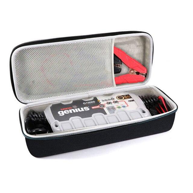 2019 החדש EVA מקרה קשה עבור NOCO גאון G15000 12 V/24 V 15A פרו סדרת UltraSafe חכם סוללה מטען נסיעות Protectiv