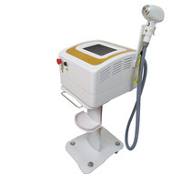 Low price most effective 808 NM diode laser body hair removal facial beauty machine with high power