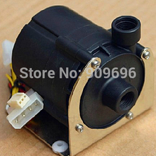 800L/H G1/4″input and output  Pump Water cooling pump DC12V Free shipping 1659