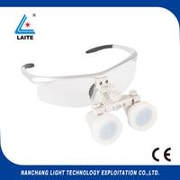 Dental Chirurgische tandheelkundige bril 3.5X loepen gratis shipping-1set