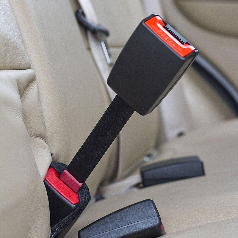 Universele Auto Seat Veiligheid Belt Uitbreiding Extender Gesp Gordels & Padding Extender Auto Interieur Accessoires Auto Parts|Veiligheidsgordels & Vulling|   - AliExpress
