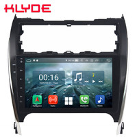 10.1 IPS Octa Core 4G Android 8.1 4GB RAM 64GB ROM Car DVD Multimedia Player Radio Stereo Head Unit For Toyota Camry 2012 2017
