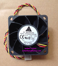Marke neue und original FFB0612EHE 6 cm dual kugellager 2U servo fan 12 v 1.2A 3wires ~(China)