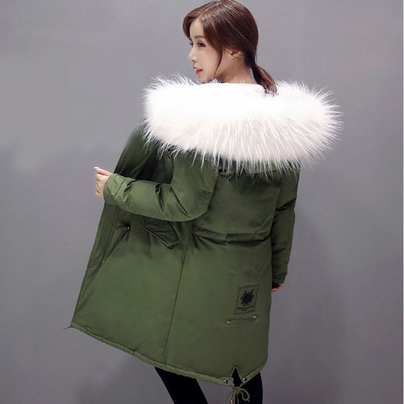 2017 New Winter Women 's Warm Down Coat Long High quality Brand White Duck Down ladies Jacket Plus size Female parka for women ladies consultation coat white size 14 1 each model 88018qhw14