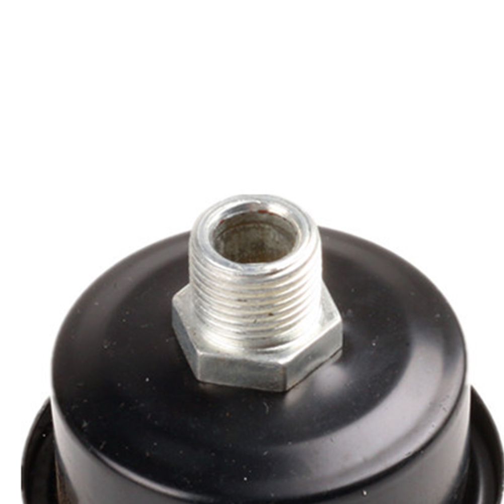 1//2 Thread Connector Muffler Filter Silencer for Oil-less Air Compressor Air Filter Accessories Tool