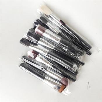 Si-SERIES FACE BRUSHES - Powder Blush Contour Highlighter Concealer Kabuki - High Quality Synthetic Makeup Brushes blender Tool 4