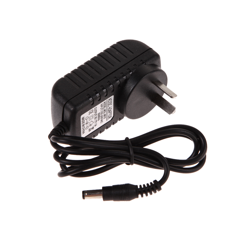 AC 100-240V Power Bank Converter Adapter DC 5.5 x 2.5MM 6V 1A Charger AU Plug power adapter