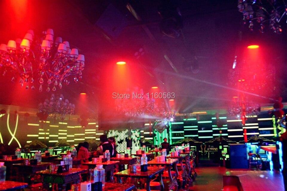 Blinder Audiência luz de iluminação de Palco dj luz de discoteca
