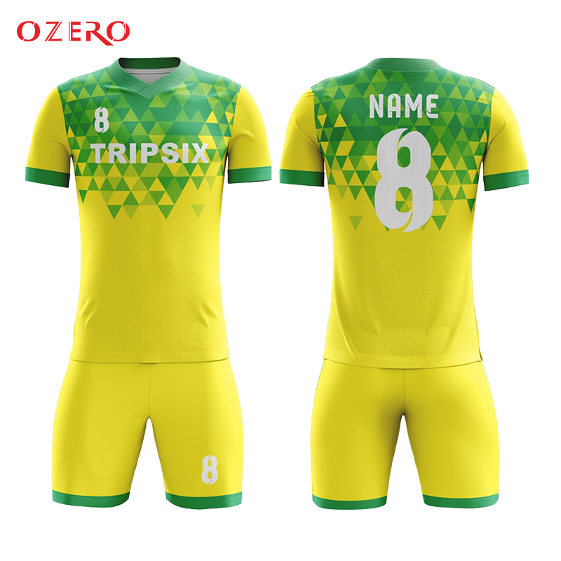 662929d7ef0 Aliexpress.com   Buy new pattern design custom your team soccer jersey  sublimation soccer cloth football shirt from Reliable design football shirt  suppliers ...