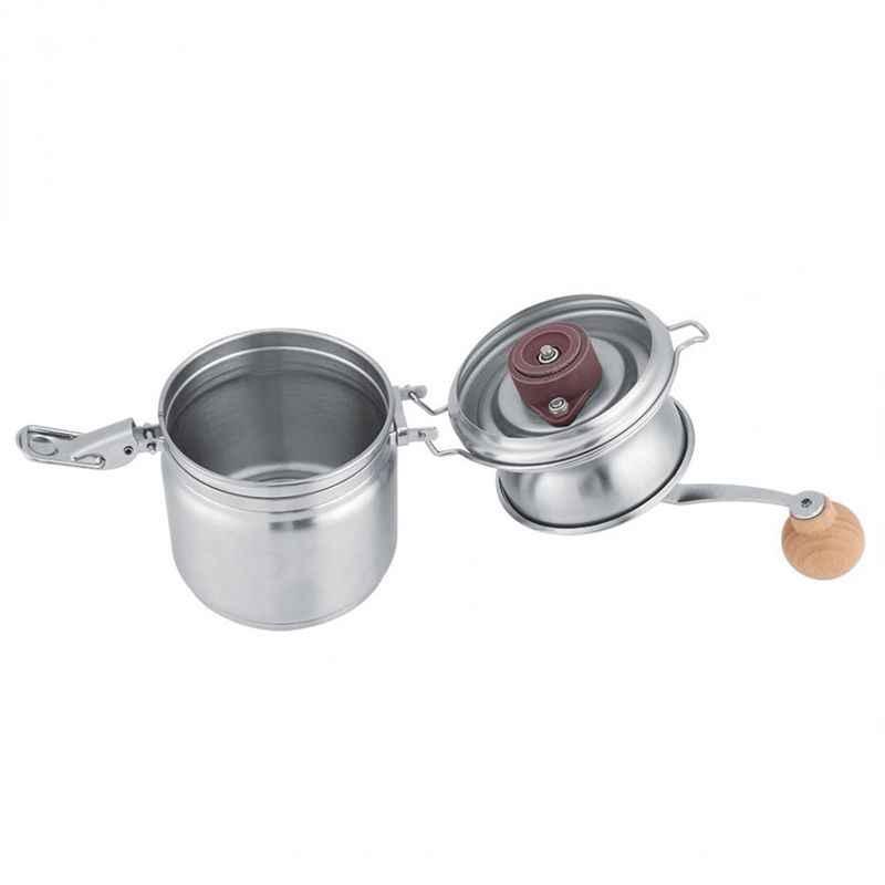 Нержавеющая сталь ручная кофемолка помол специй мельница ручной инструмент домашний токарный фрезерный станок аксессуары для кофе