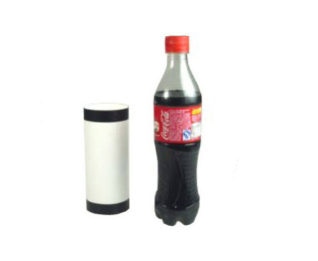 new vanishing coca cola bottle stage magic tricks professional gimmicks easy to do magicians. Black Bedroom Furniture Sets. Home Design Ideas