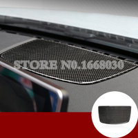 Carbon Fiber Center Dashboard Panel Cover For BMW 3 Series F30 GT F34 2013 2017 1pcs