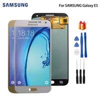 AMOLED LCD for SAMSUNG Galaxy E5 LCD Display Touch Screen Digitizer For Galaxy E5 E500 E500M E500F E500H Screen LCD Display
