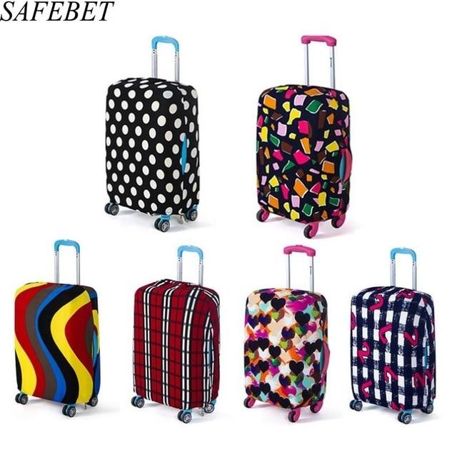 SAFEBET бренд чемодан защитная крышка относятся к 18 до 30 дюймов эластичные Чемодан Защ ...