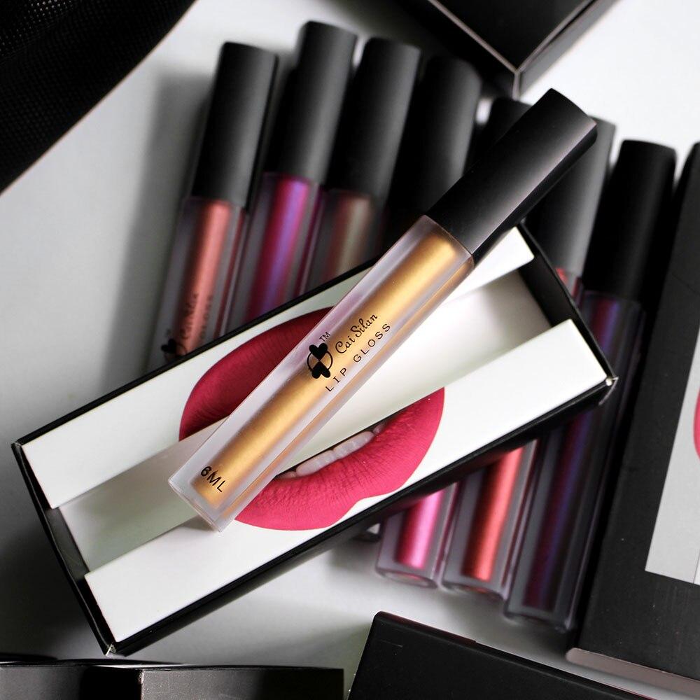 Aliexpress.com : Buy 2017 New Metal Lip Brand Color