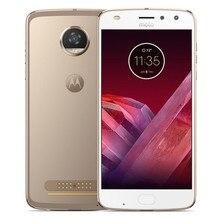 Motorola MOTO Z2 играть смартфон супер AMOLED FHD Экран 4 Гб Оперативная память 64 Гб Встроенная память Snapdragon 626 NFC водоотталкивающая нано-покрытие