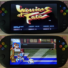 Portable Video Game Console for Arcade Games