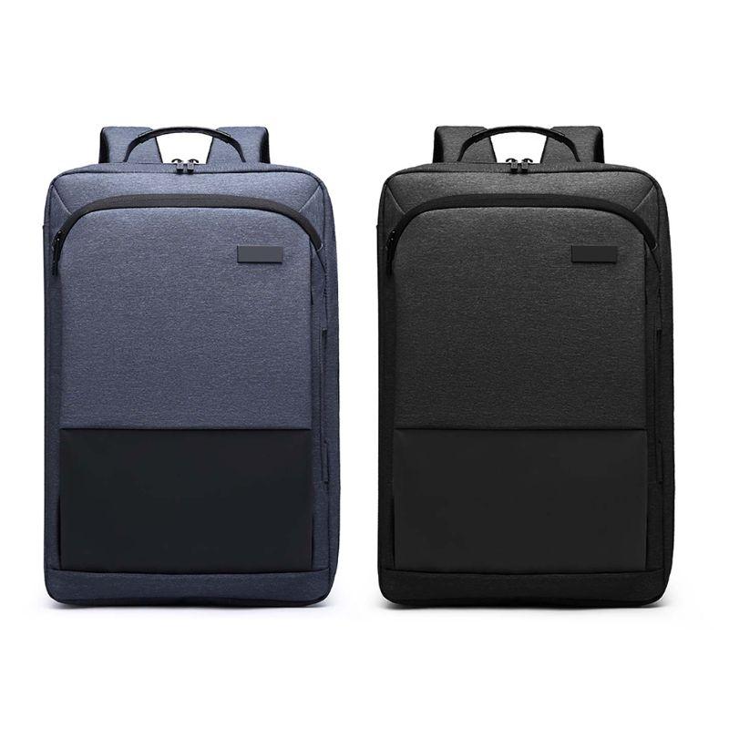Sac à dos pour ordinateur portable pour homme sac d'affaires 15 pouces Convertible Anti-vol homme collège étudiant école Bookbag sac à bandoulière sac à dos 2019