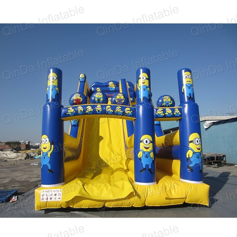 Hot sale inflatable slide,inflatable water slide for kids and adults, heavy duty inflatabele water slide jungle commercial inflatable slide with water pool for adults and kids