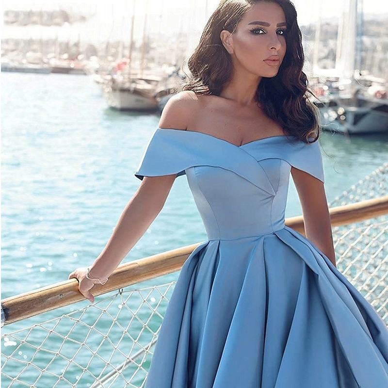 Vestido longo, сексуальные вечерние платья с разрезом, с открытыми плечами, платье для выпускного вечера,, официальное вечернее платье, Vestido De Noiva
