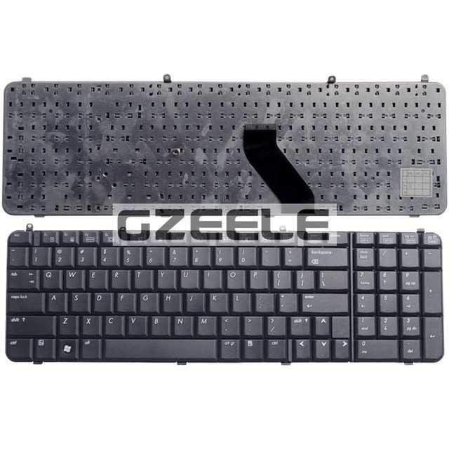 Novo teclado para hp compaq presario a900 a909 a945 eua teclado do laptop