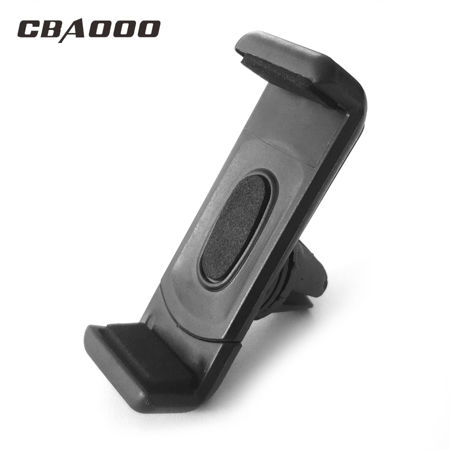Universal Car Phone Holder Mobile Phone Holder For IPhone X XS Samsung Huawei Xiaomi Car Air Vent Mount Holder Gravity Bracket