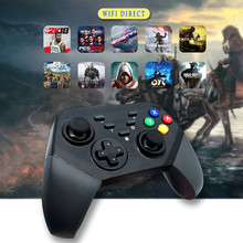 VIGRAND Bluetooth Wireless Pro Controller Gamepad Joypad Remote for Nintend Switch Console Gamepads Joystick for Computer PC