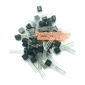10pcs CS1N60 1N60 TO-92 N-Channel Power MOSFET 0.8A 600V - discount item  5% OFF Active Components