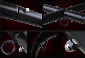 Image 5 - 最高品質のセックス家具本革スイング大人の Sm ゲームハンモックカップル大人のおもちゃ製品用品クマ 250 キロ