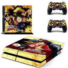 Full Body Vinyl Film Sticker For PS4 Dualshock 4 Skin Controller & Console Skins For Sony PlayStation 4