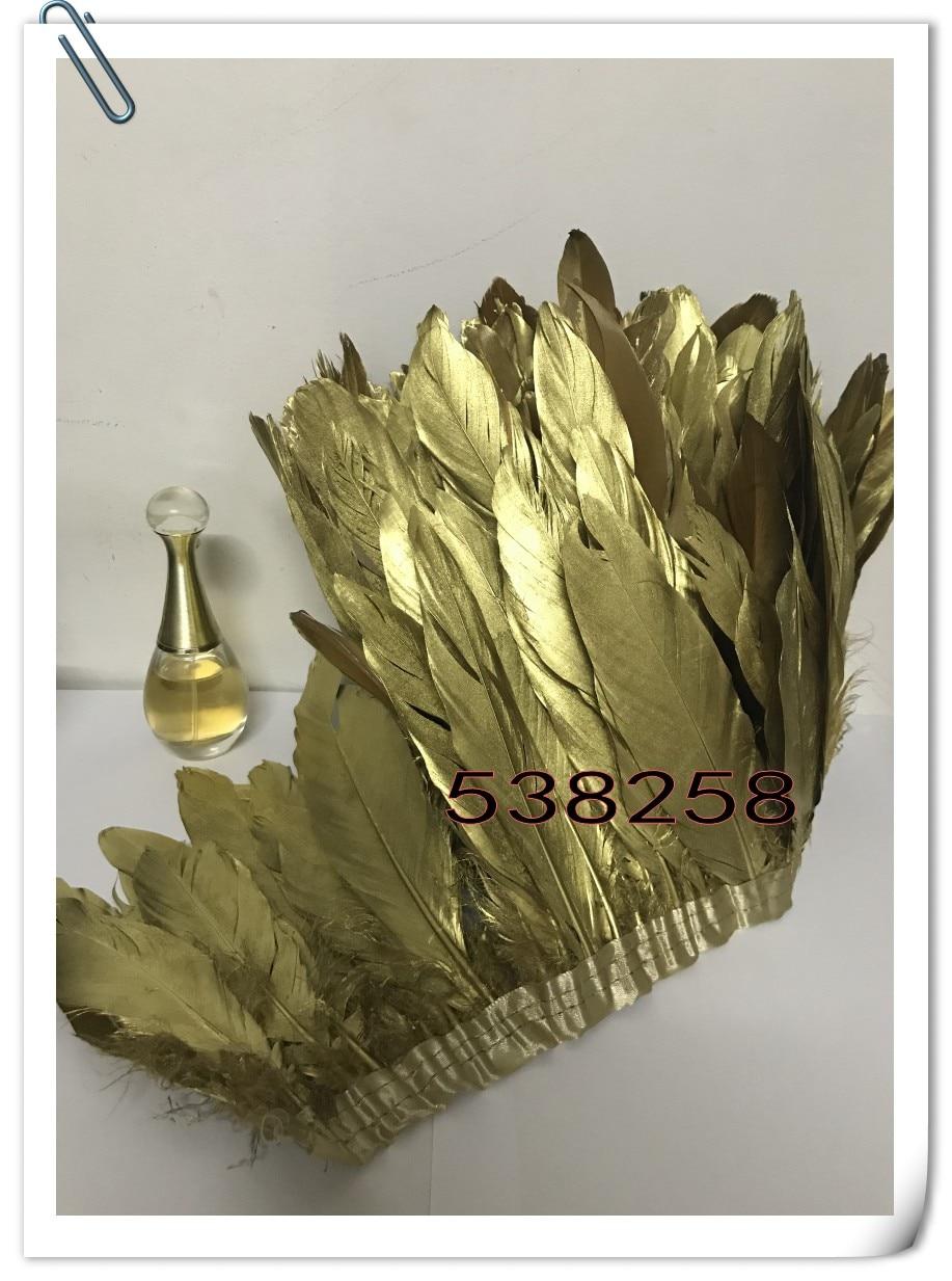 En gros 100 pcs/lot 25-30 cm 10-12 pouce paon plume de paon paon plumage pour la performance parti livraison Gratuite