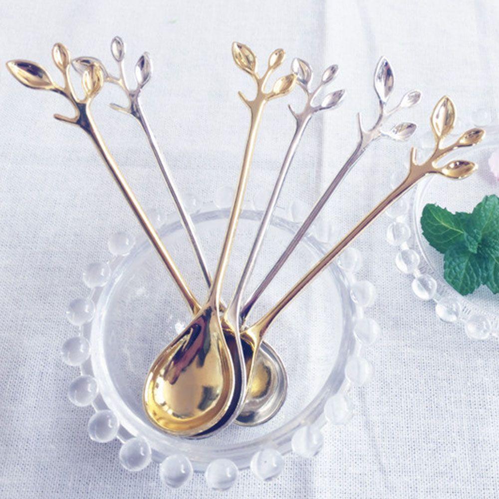 F81492760326_Exquisite-branch-shape-zinc-alloy-dessert-coffee-spoon (3)